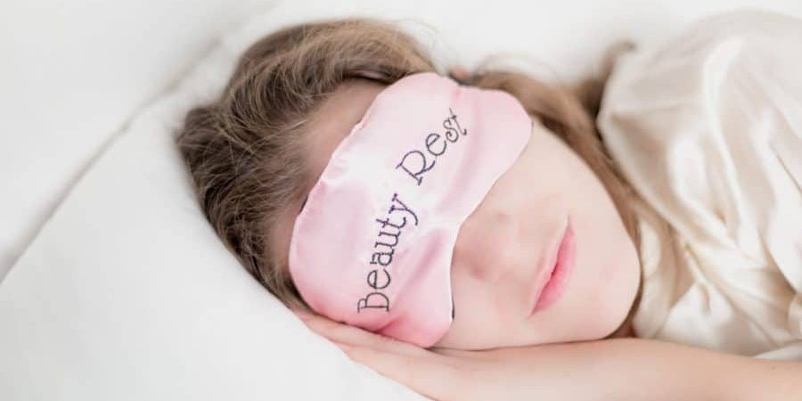 sleep mask with the gel inserts