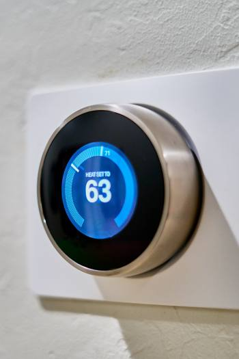 Thermostat - set ideal temperature for sleeping